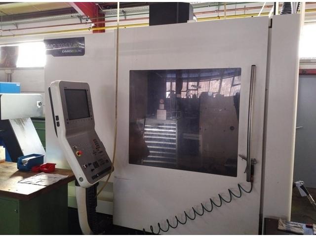 mehr Bilder Fräsmaschine DMG DMC 1035 V Ecoline