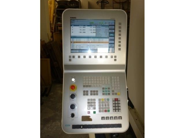mehr Bilder Fräsmaschine DMG DMC 1035 V eco