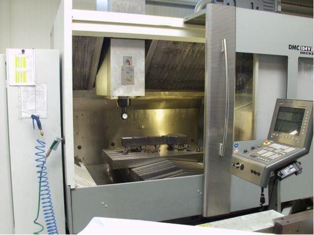 mehr Bilder Fräsmaschine DMG DMC 104 V Linear