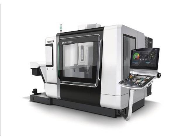 mehr Bilder Fräsmaschine DMG DMC 1150 V
