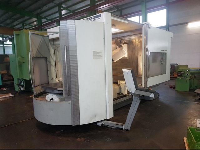 mehr Bilder Fräsmaschine DMG DMC 125 hi-dyn