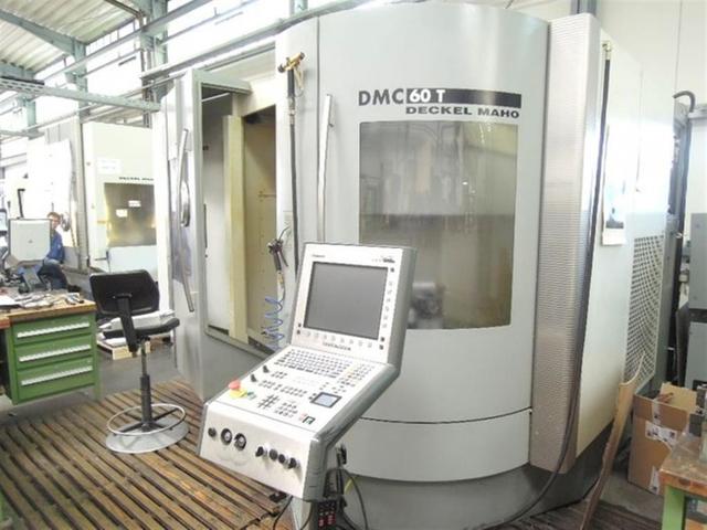 mehr Bilder Fräsmaschine DMG DMC 60 T