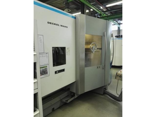 mehr Bilder DMG DMC 60 T, Fräsmaschine Bj.  2003