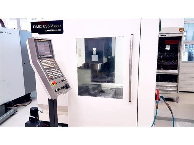 mehr Bilder Fräsmaschine DMG DMC 635 V eco