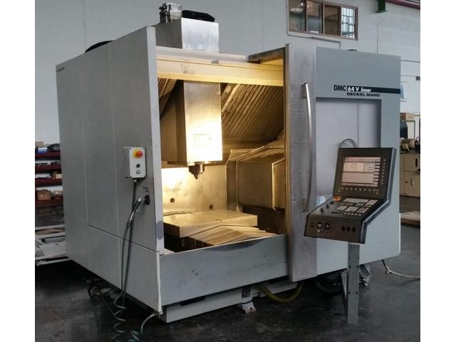 mehr Bilder DMG DMC 64 V linear 3ax, Fräsmaschine Bj.  2004
