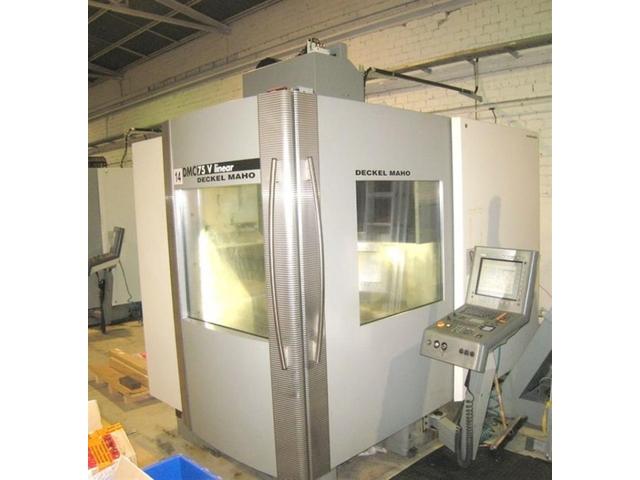 mehr Bilder Fräsmaschine DMG DMC 75 V linear