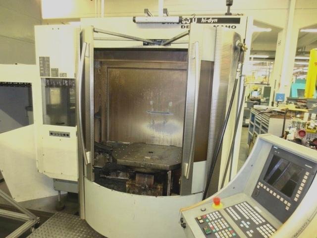 mehr Bilder DMG DMC 80 U hi-dyn, Fräsmaschine Bj.  2002