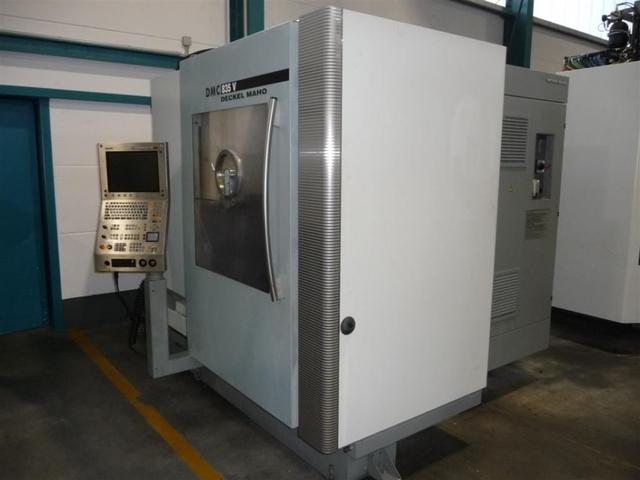 mehr Bilder DMG DMC 835 V, Fräsmaschine Bj.  2006
