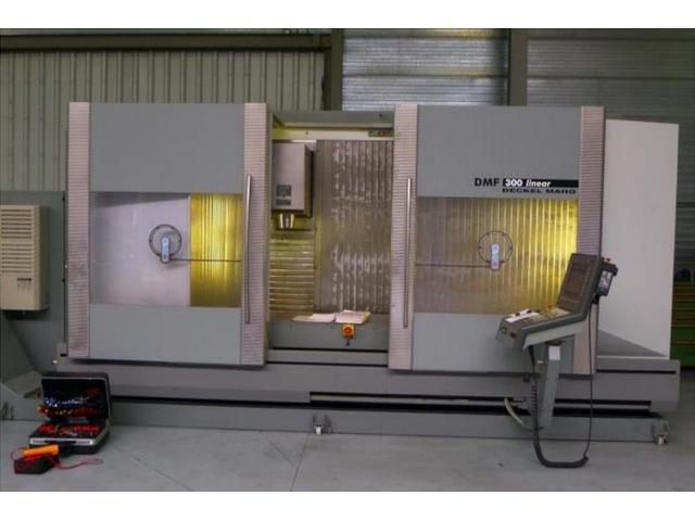 mehr Bilder DMG DMF 250 Linear, Fräsmaschine Bj.  2004