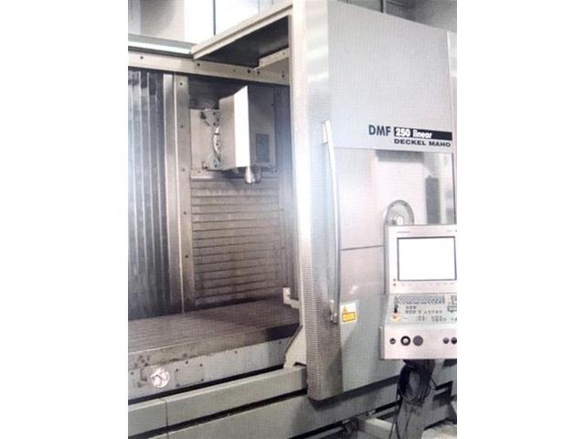 mehr Bilder Fräsmaschine DMG DMF 250 Linear