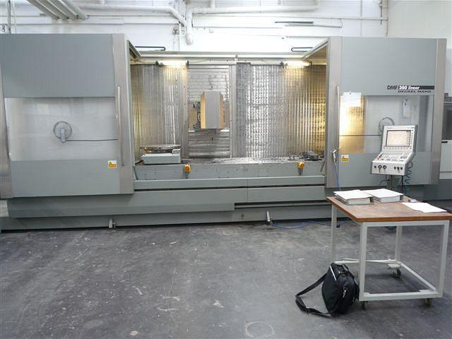 mehr Bilder Fräsmaschine DMG DMF 360