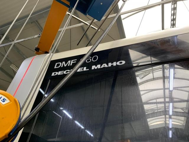 mehr Bilder DMG DMF 360, Fräsmaschine Bj.  2011