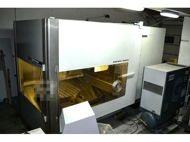 mehr Bilder DMG DMU 125 P hi-dyn, Fräsmaschine Bj.  2000