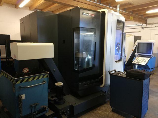 mehr Bilder DMG DMU 40 evo, Fräsmaschine Bj.  2012