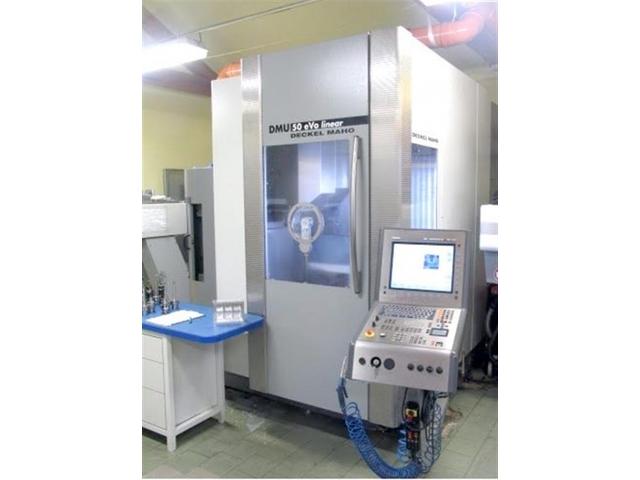 mehr Bilder Fräsmaschine DMG DMU 50 eVo Linear