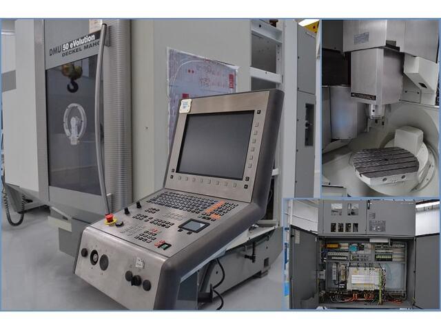 mehr Bilder Fräsmaschine DMG DMU 50 eVolution
