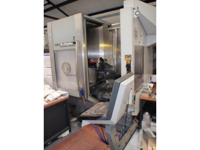 mehr Bilder DMG DMU 50 evo, Fräsmaschine Bj.  2002