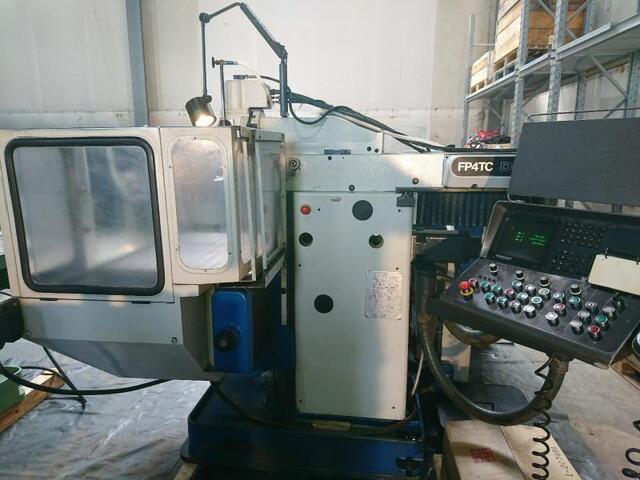 mehr Bilder Fräsmaschine DMG Deckel FP 4 TC