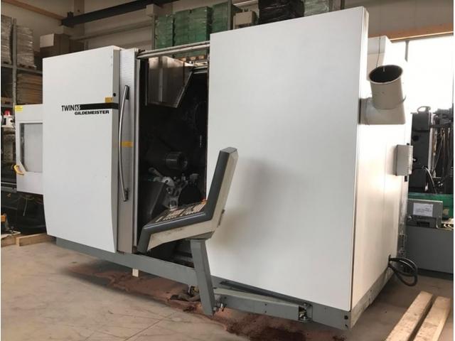 mehr Bilder Drehmaschine DMG Twin 65 RG 2 / V5