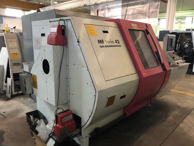 mehr Bilder Drehmaschine DMG MF Twin 42