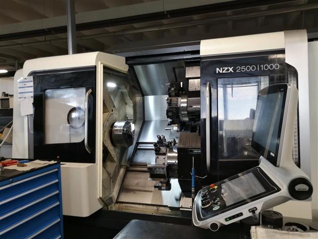 mehr Bilder Drehmaschine DMG Mori NZX 2500 / 1000 Y