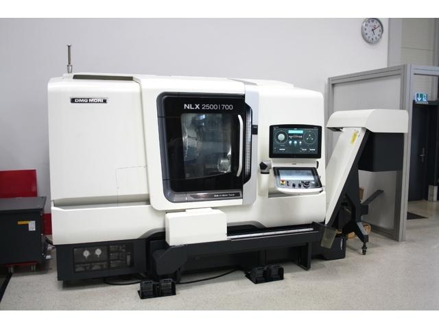 mehr Bilder Drehmaschine DMG NLX 2500 i 700