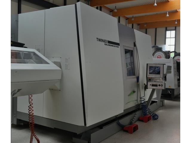 mehr Bilder Drehmaschine DMG Twin 102