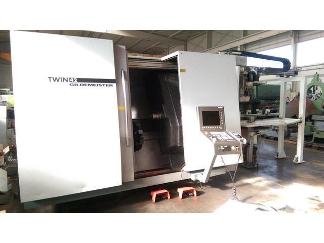 mehr Bilder Drehmaschine DMG Twin 42