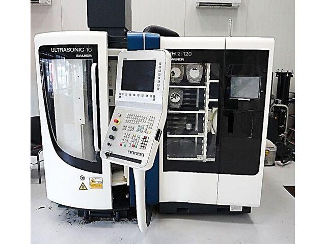mehr Bilder DMG Ultrasonic 10, Fräsmaschine Bj.  2012