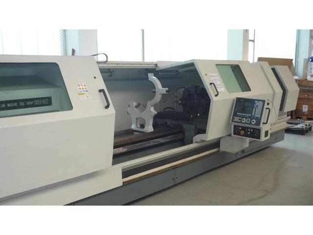 mehr Bilder Drehmaschine DMTG CKE 6180Z x 4.000 mm
