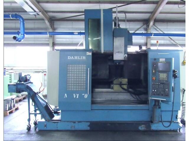 mehr Bilder Fräsmaschine Dahlih DL MCV 1450