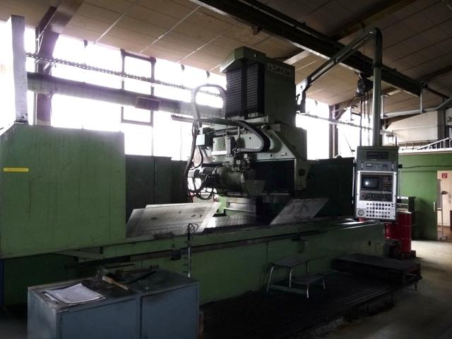 mehr Bilder Schleifmaschine Danobat