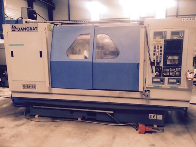 mehr Bilder Schleifmaschine Danobat G 61 B7
