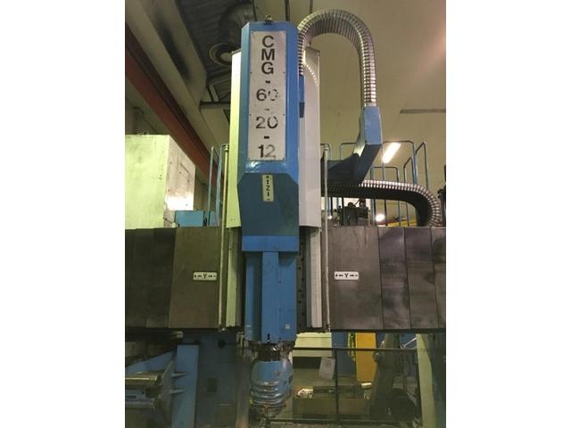 mehr Bilder Danobat Soraluce GMC 602012 Portalfräsmaschinen