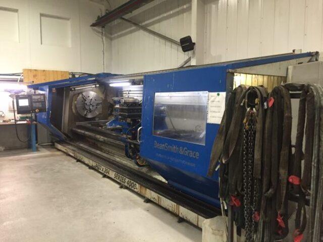 mehr Bilder Drehmaschine Deans Smith & Grace 4432 CNC