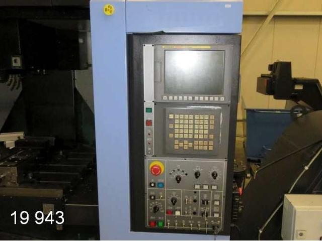 mehr Bilder Fräsmaschine Doosan DNM 650