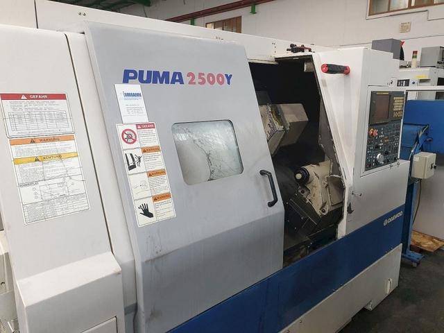 mehr Bilder Drehmaschine Doosan Puma 2500 Y