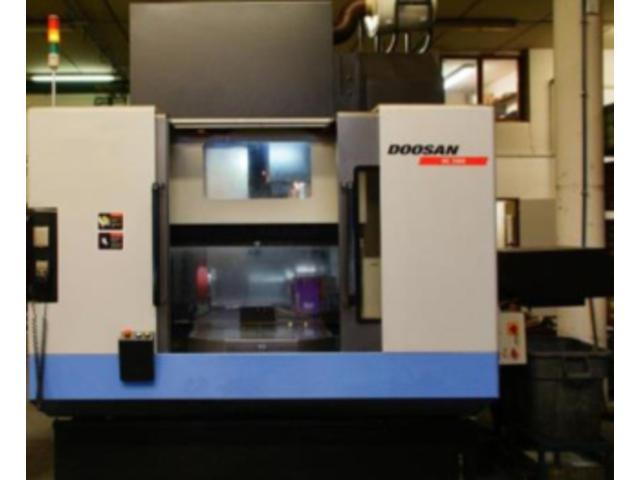 mehr Bilder Fräsmaschine Doosan VC 500