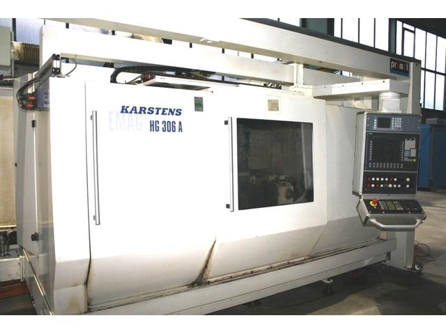 mehr Bilder Schleifmaschine Emag - Karstens HG 306 A