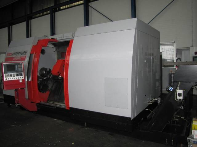 mehr Bilder Drehmaschine Emco Hyperturn 690 MC Plus B