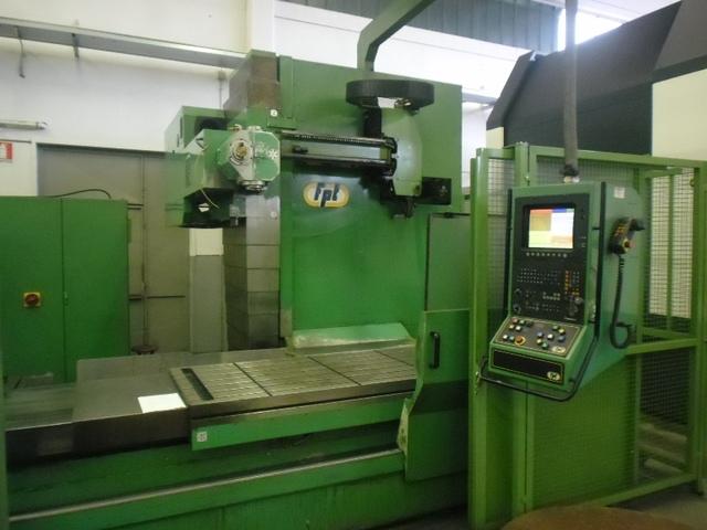 mehr Bilder FPT Origin 2 x 2000 Bettfräsmaschinen