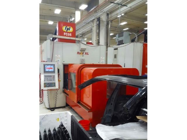 mehr Bilder Fräsmaschine FPT RAID XL