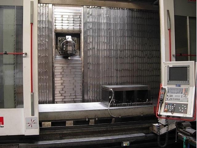 mehr Bilder FPT TESSEN L35 Bettfräsmaschinen