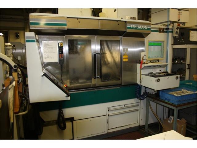 mehr Bilder Fräsmaschine Fehlmann Picomax 60
