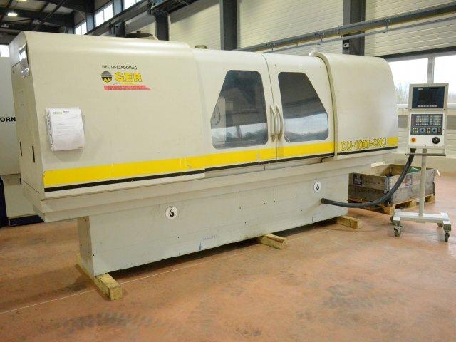 mehr Bilder Schleifmaschine GER CU 1000 CNC