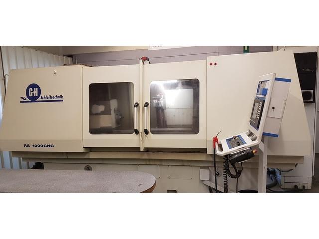 mehr Bilder Schleifmaschine Geibel & Hotz RS 1000 CNC
