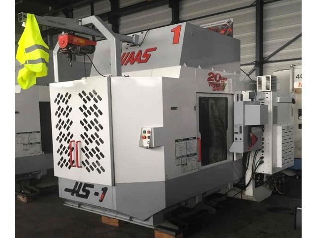 mehr Bilder Fräsmaschine Haas HS 1 RPHE