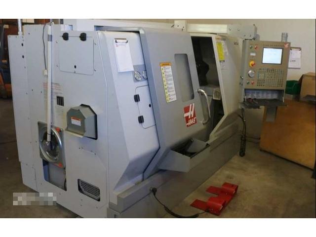 mehr Bilder Drehmaschine Haas SL 20
