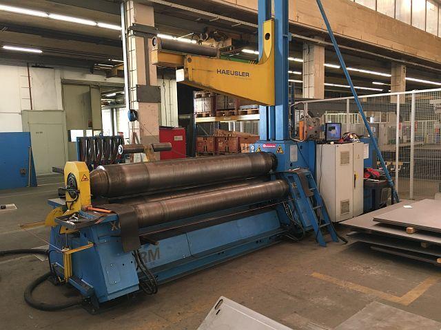 mehr Bilder Haeusler VRM - HY 3000 - 120 Andere Maschinen