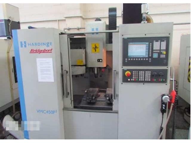 mehr Bilder Bridgeport VMC 450 P3, Fräsmaschine Bj.  2005